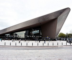 Rotterdam Central Station, Netherlands