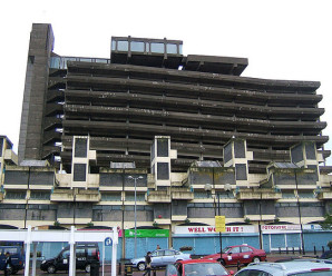 Top 10 Ugliest Buildings In England