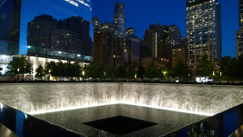 9 11 Memorial Pools World Trade Center Architecture Revived