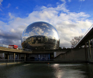 La Cité des Sciences et de l'industrie, Parc de la Villette Paris