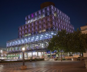 Central Library of Birmingham, England