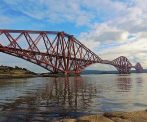 North Queensferry Forth Bridge,  Scotland
