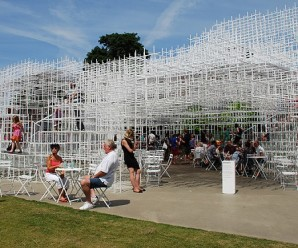 Serpentine Gallery Pavilion 2013, Kensington Gardens London