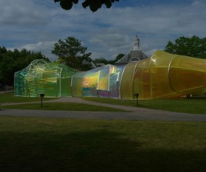 Serpentine Gallery Pavilion 2015, Kensington Gardens London